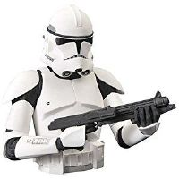 Star Wars: Clone Trooper - Vinyl Bust Money Bank